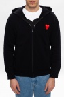 Comme des Garcons Play Logo hoodie