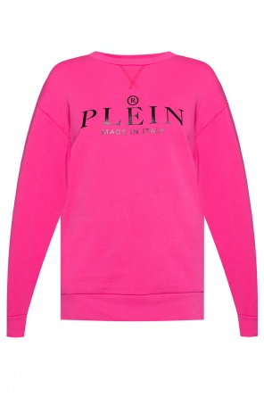 Sweatshirt with logo od Philipp Plein