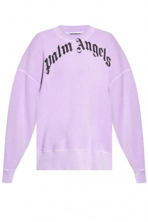 Sweatshirt with logo od Palm Angels