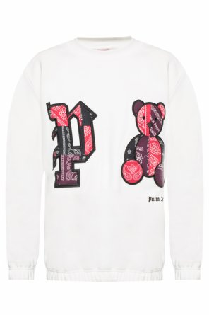 Patched sweatshirt od Palm Angels