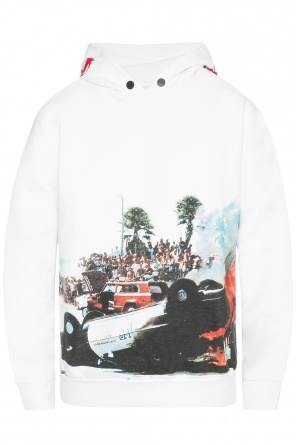 Hooded sweatshirt od Palm Angels