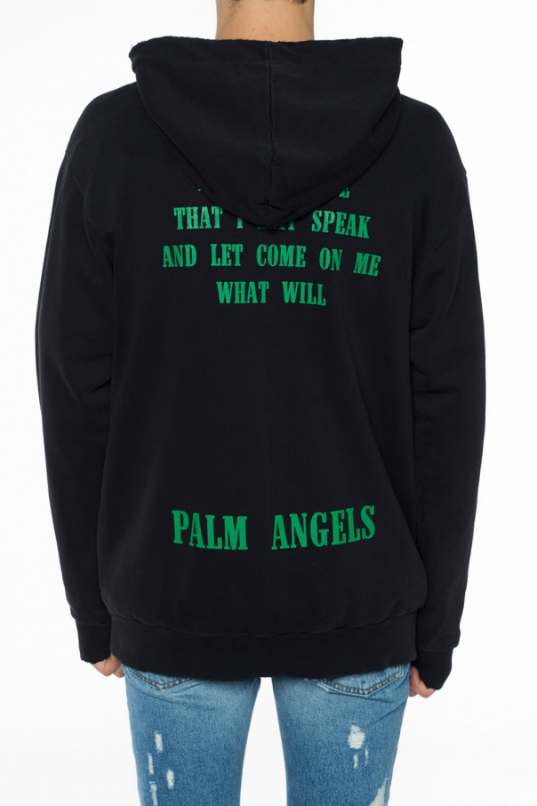 Printed sweatshirt od Palm Angels