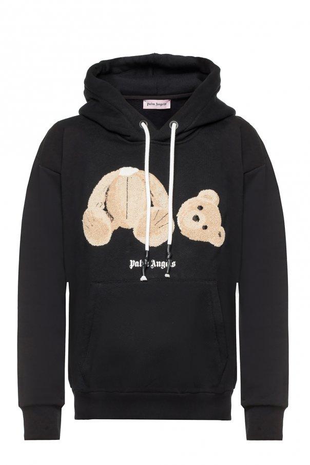 Najlepsze miejsce miło tanio świetne ceny Teddy bear patch sweatshirt Palm Angels - Vitkac shop online