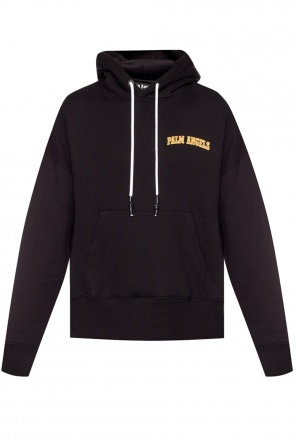 Teddy bear hoodie od Palm Angels
