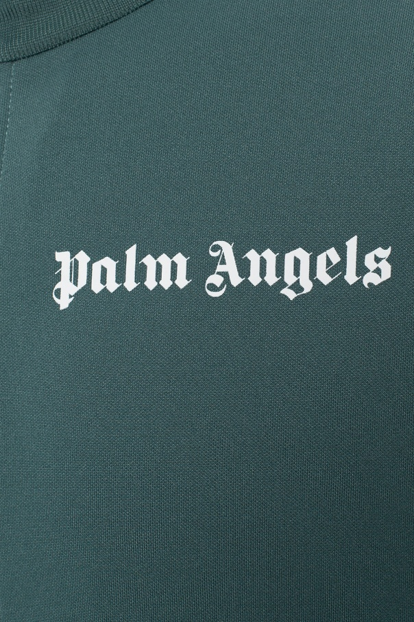 Palm Angels Bluza z logo Uslf6qsY