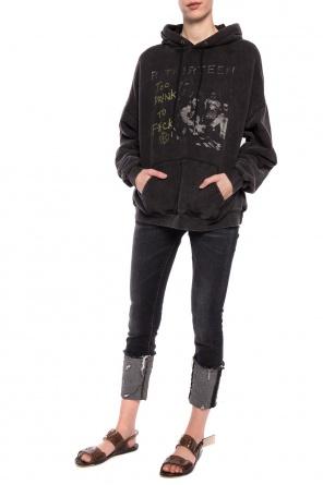 f6171780a33 Hooded sweatshirt od R13 ...