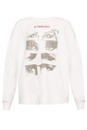 3158370def8 Printed sweatshirt od R13 Printed sweatshirt od R13