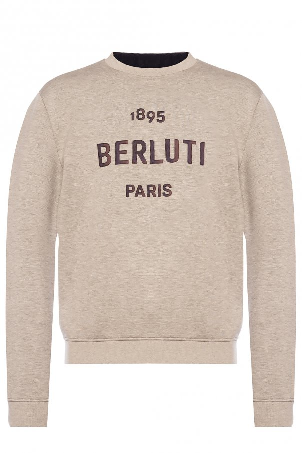 Berluti Sweatshirt with logo