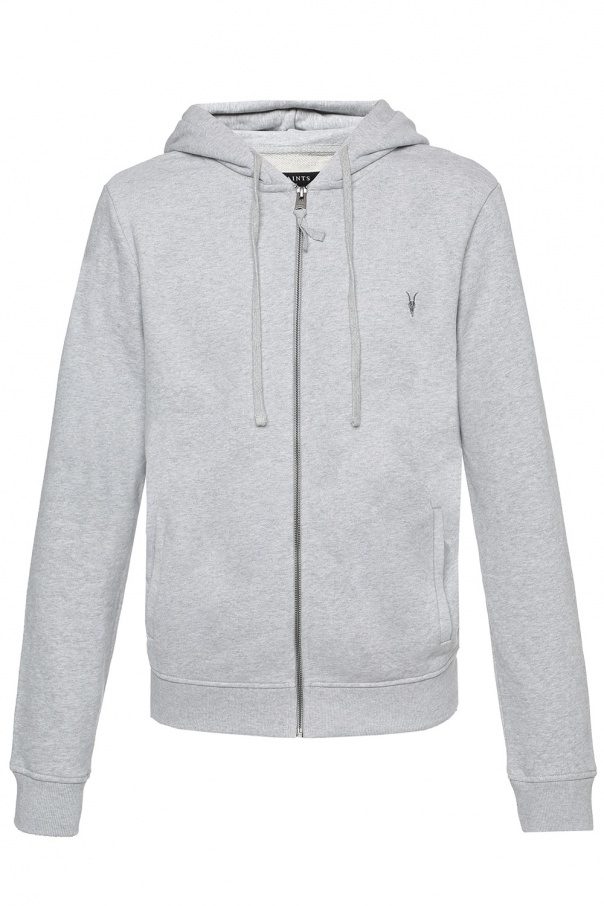 AllSaints 'Raven' Hooded sweatshirt
