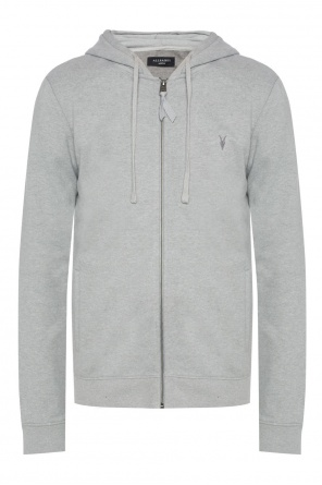 Hooded sweatshirt with logo od AllSaints