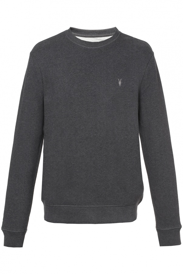 AllSaints 'Raven' Logo-embroidered sweatshirt