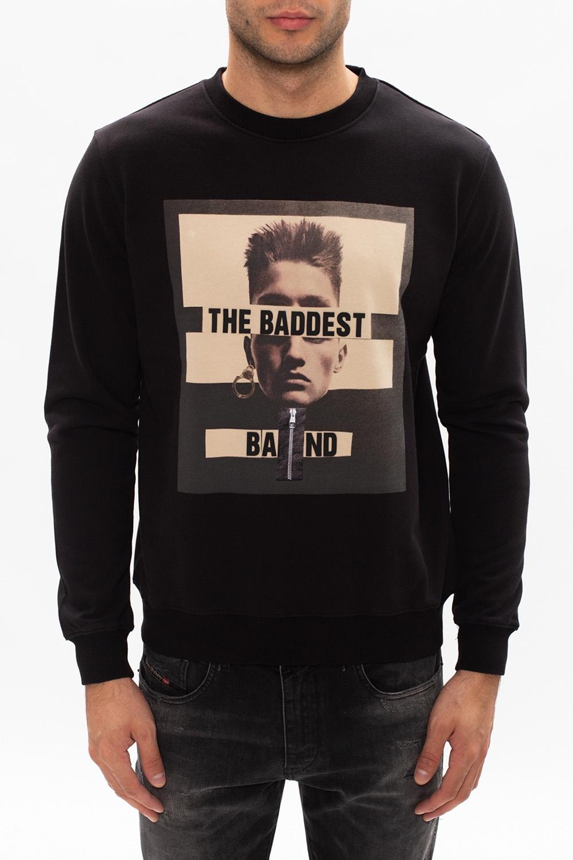 John Richmond Sweatshirt with logo