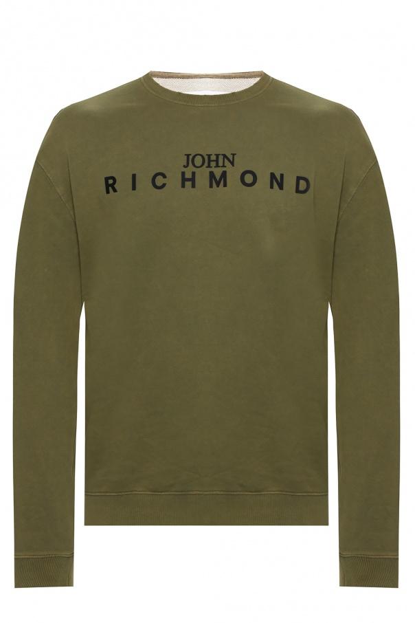 John Richmond Logo sweatshirt
