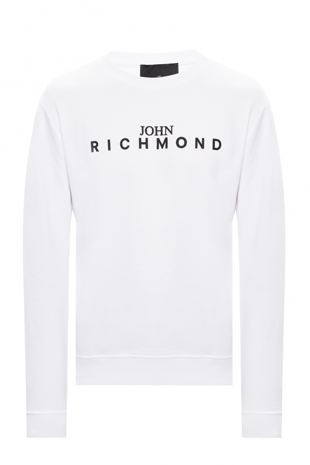 John Richmond Logo sweatshirt