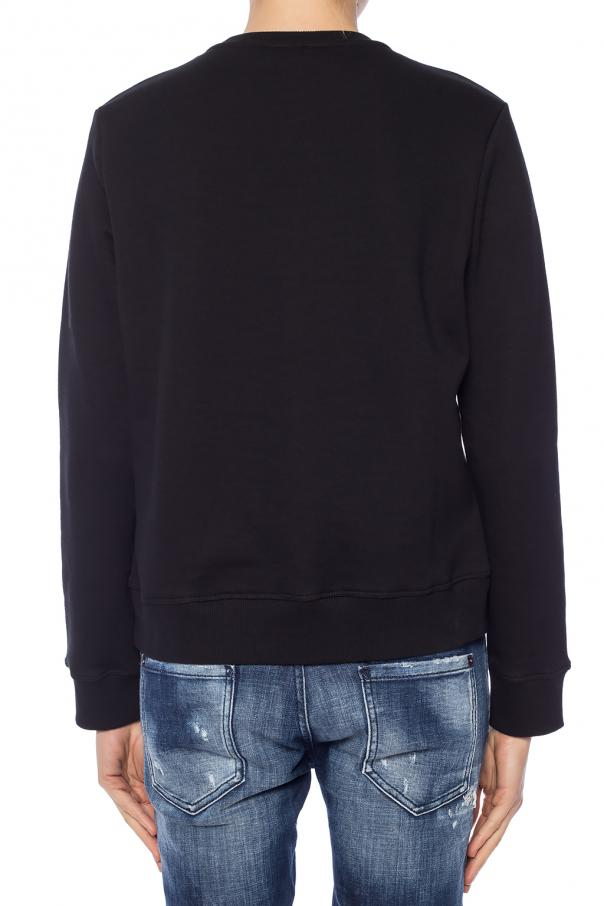 Printed sweatshirt od Red Valentino