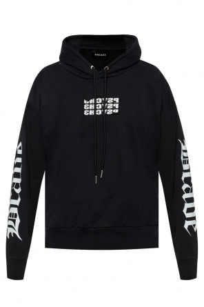 Hooded sweatshirt od Diesel