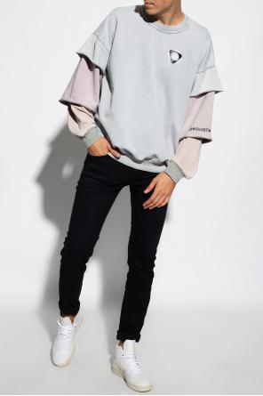 Printed sweatshirt od Diesel