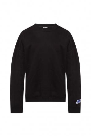 Padded sweatshirt od Diesel