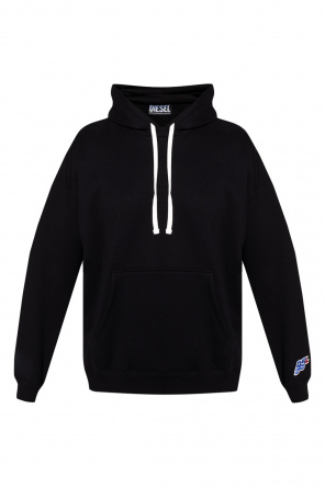 Sweatshirt with patch od Diesel