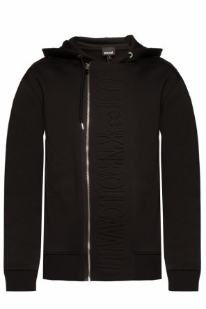 Logo-embossed sweatshirt od Just Cavalli