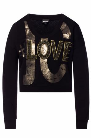 Logo sweatshirt od Just Cavalli