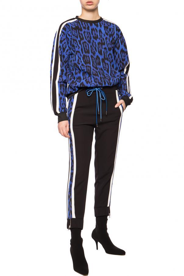 Wzorzysta bluza od Just Cavalli