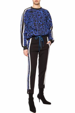 Patterned sweatshirt od Just Cavalli