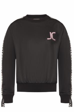 Embellished sweatshirt od Just Cavalli