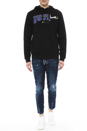 Hooded sweatshirt od Just Cavalli