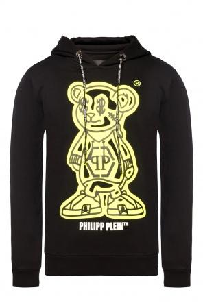 Printed hoodie od Philipp Plein