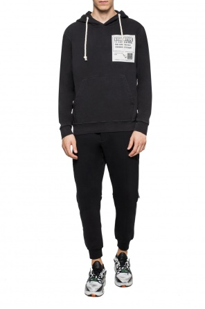 Hooded sweatshirt od Maison Margiela