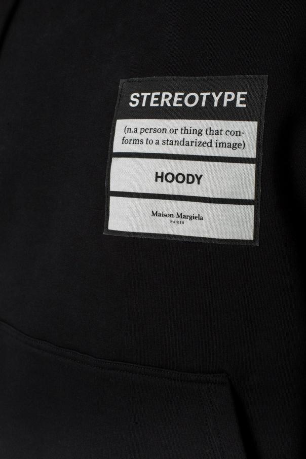 Hooded sweatshirt od Maison Margiela