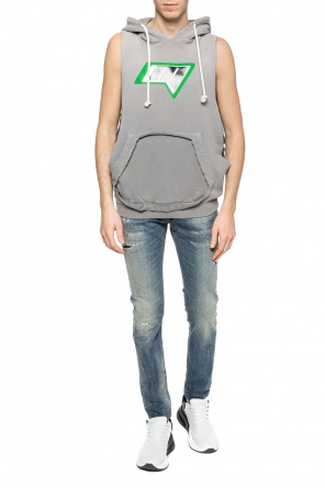 Sleeveless sweatshirt od Maison Margiela