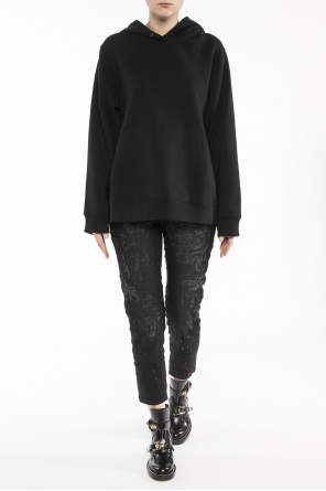 Sweatshirt with slit od MM6 Maison Margiela