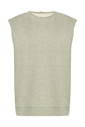 Sleeveless sweatshirt od MM6 Maison Margiela