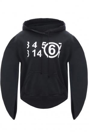 Oversize hoodie od MM6 Maison Margiela