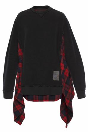 Asymmetrical sweatshirt od Dsquared2
