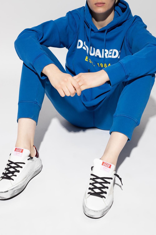 Dsquared2 Logo-printed hoodie