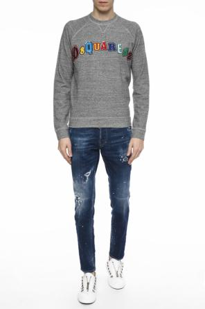 Crewneck sweatshirt od Dsquared2