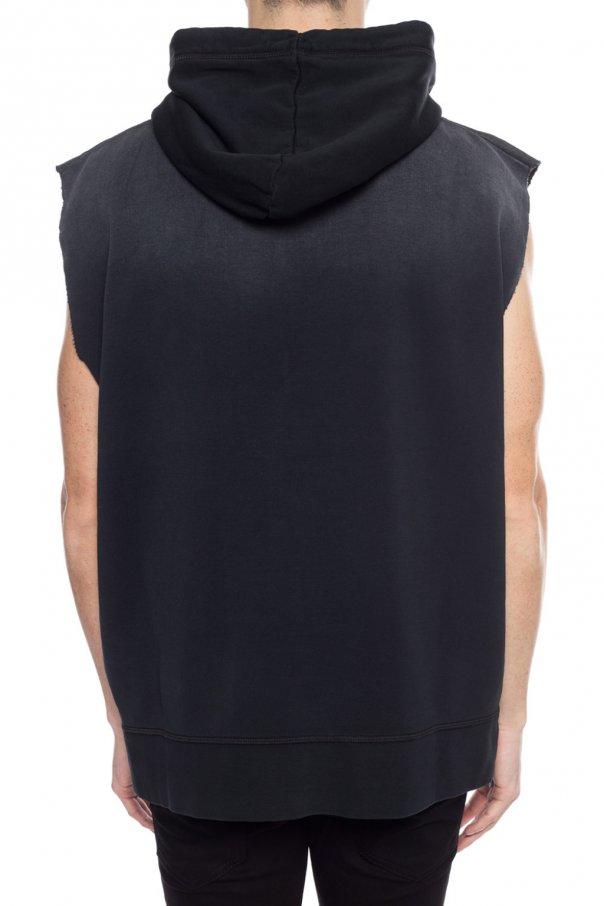 Dsquared2 Bluza bez rękawów oScoBob6
