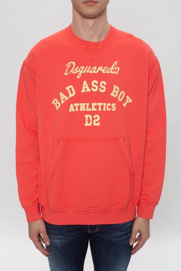 Dsquared2 Bluza z logo uy5V5et0