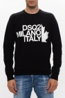 Dsquared2 Bluza z logo
