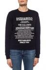 Dsquared2 Logo-printed sweatshirt