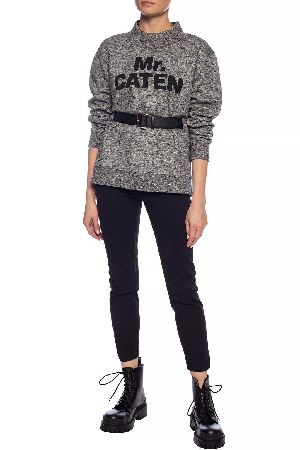 Dsquared2 Striped sweatshirt