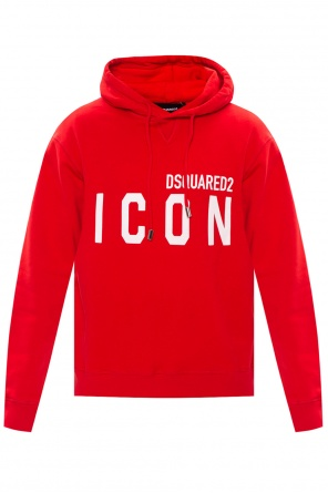 Branded hoodie od Dsquared2