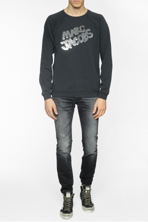 Logo sweatshirt od Marc Jacobs