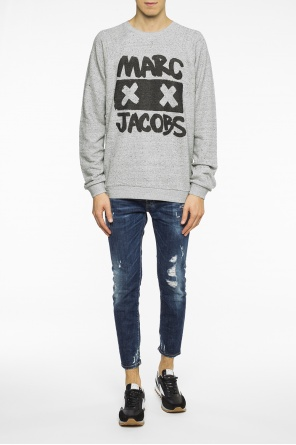 Logo-printed sweatshirt od Marc Jacobs