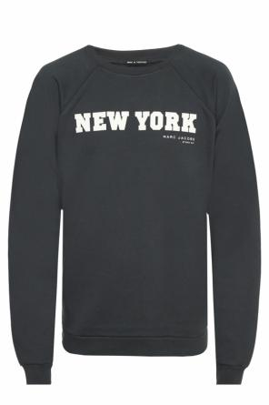 Embellished sweatshirt od Marc Jacobs