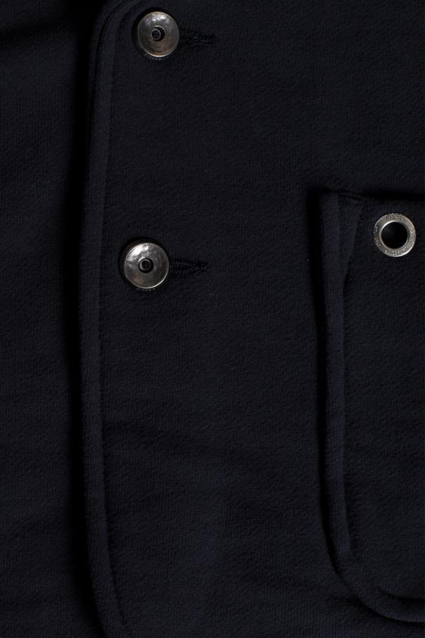 Blazer with pockets od Diesel