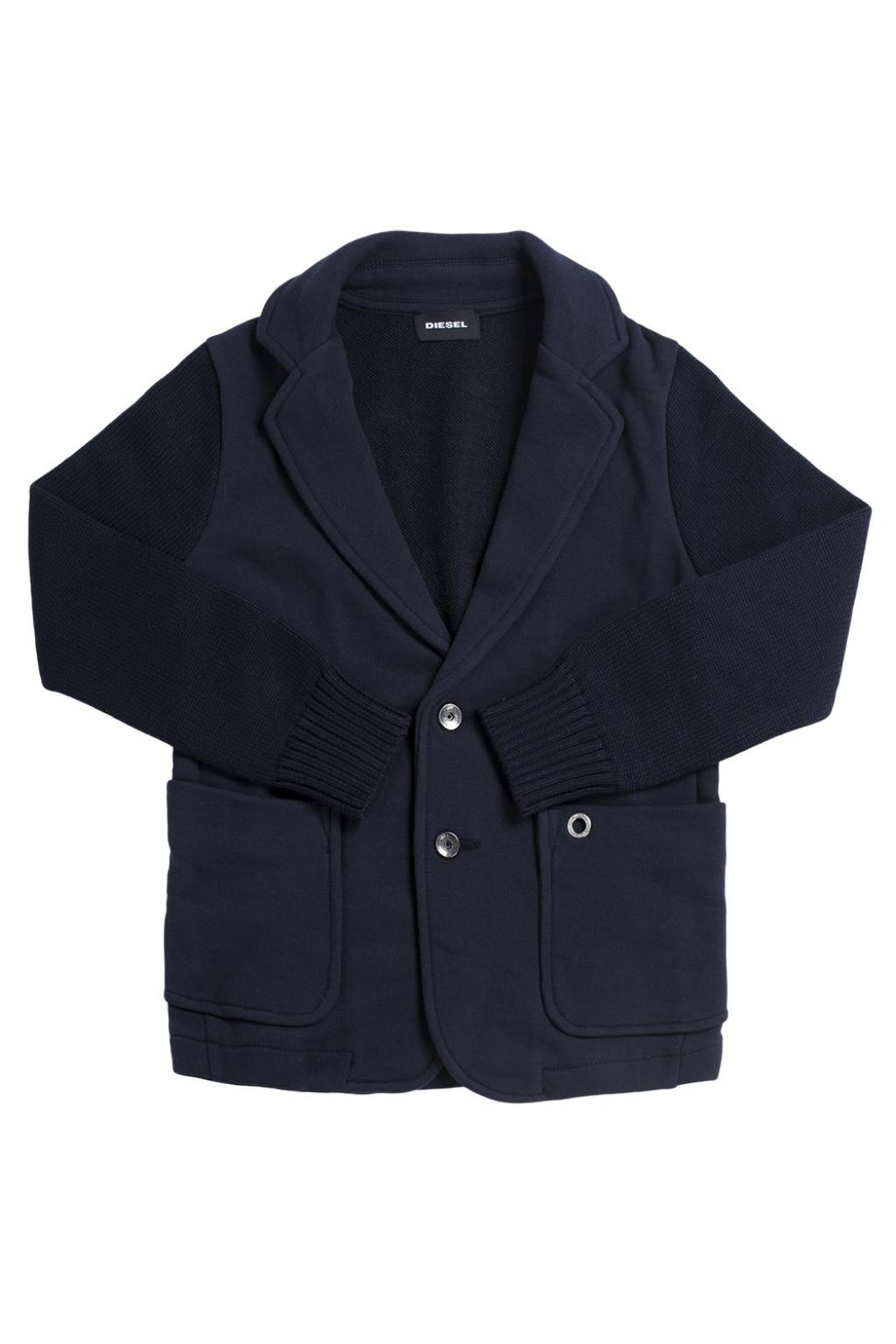 Diesel Kids Blazer with pockets